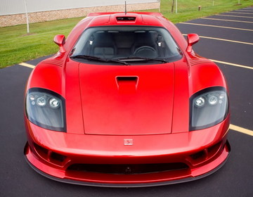Saleen S7 Twin-Turbo