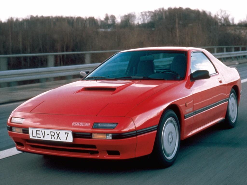 Лучшие японские спортивные автомобили — часть 2