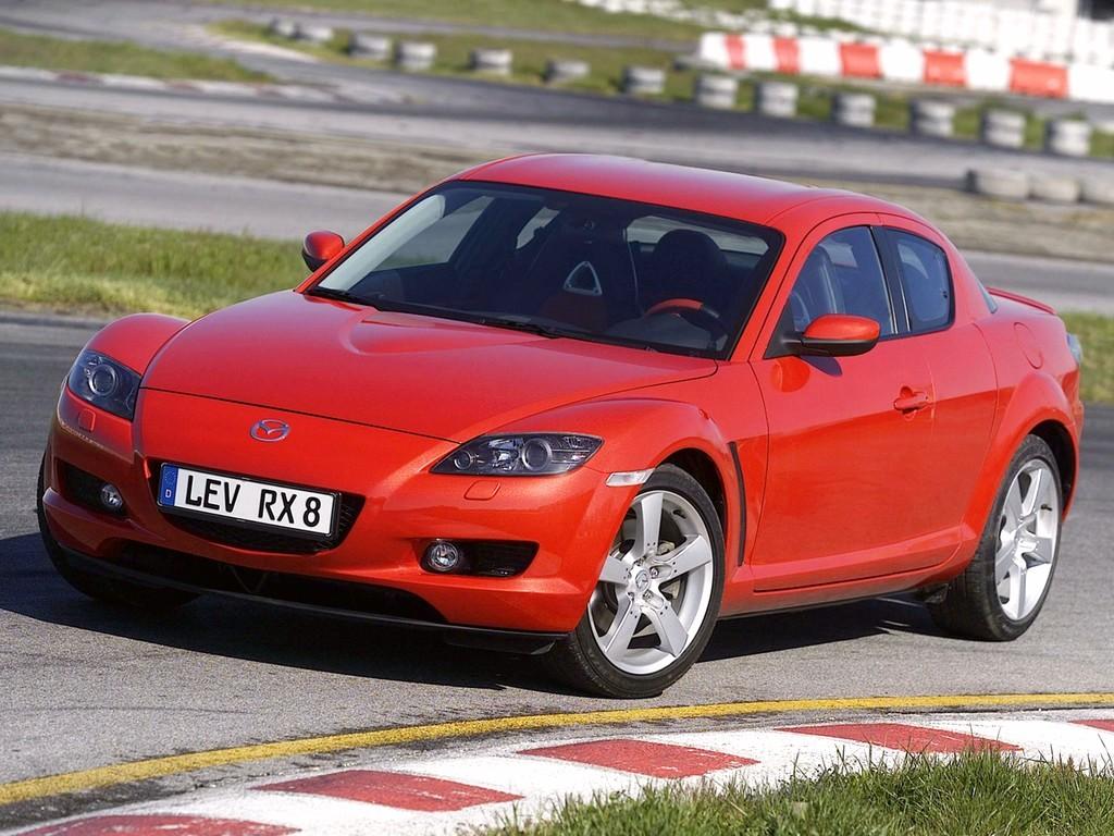 Mazda RX-8, I поколение, 2003, э…