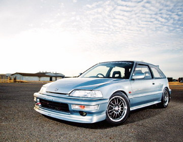Honda Civic SiR Hatchback