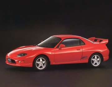 Mitsubishi FTO GPX version R