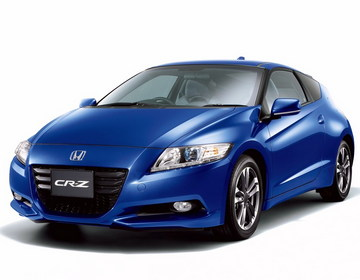 Honda CR-Z Car of the Year Edition