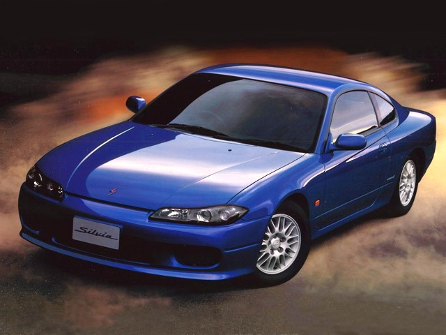Nissan Silvia: 9 фото.