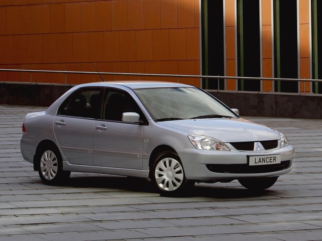 Митсубиси Лансер фото Mitsubishi…