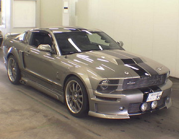Ford Shelby Mustang GT500 2008