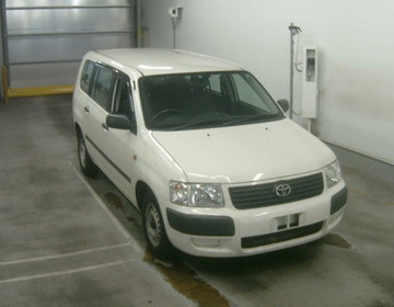 Toyota Succeed Van 2008