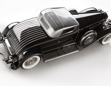 Duesenberg Model J Long Wheelbase Coupe