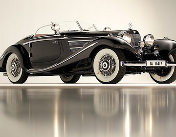 Mercedes-Benz 540K Spezial Roadster 1936