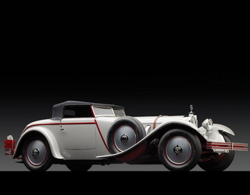 Mercedes-Benz 680S Torpedo Roadster 1928