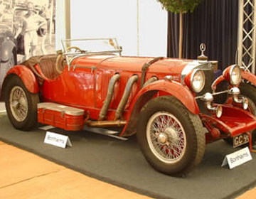 Mercedes-Benz 38/250 SSK 1929