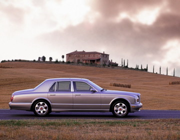 Bentley Arnage Red Label фото