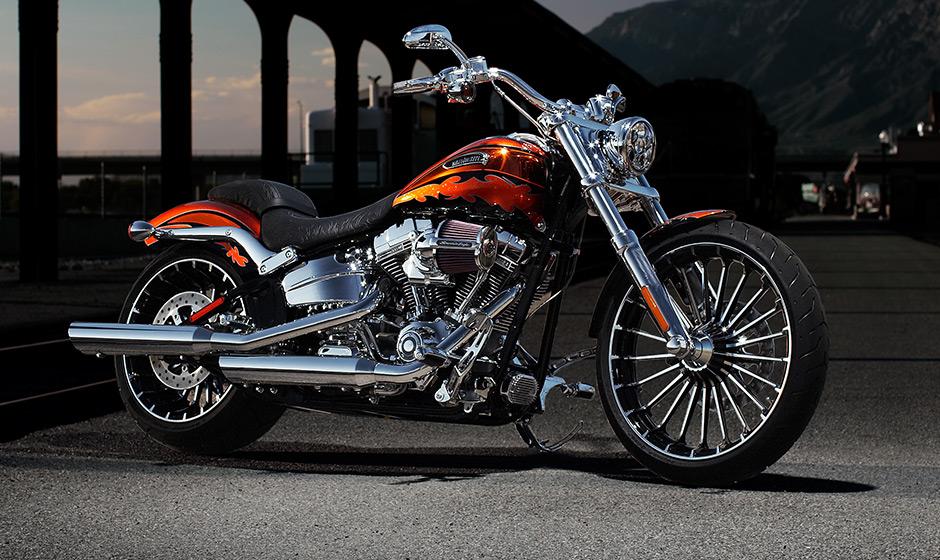 мотоциклы харли дэвидсон фото