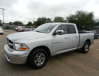 Dodge RAM-1500 Outdoorsman 2011