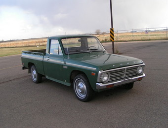 Ford Courier 1972