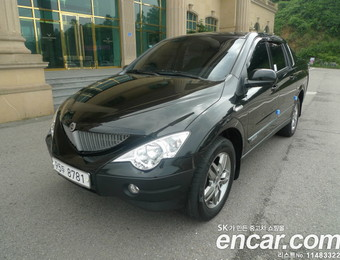 SsangYong Actyon Sport 2011