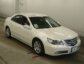 Honda Legend 2009