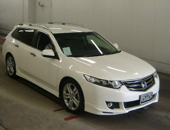 Honda Accord Tourer 2010