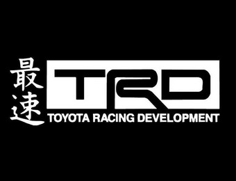 Логотип Toyota Racing Development