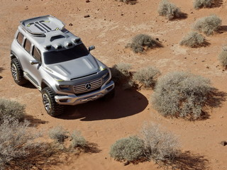 Mercedes-Benz Ener-G-Force Concept фото 1