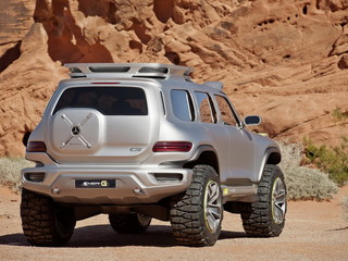 Mercedes-Benz Ener-G-Force Concept фото 2