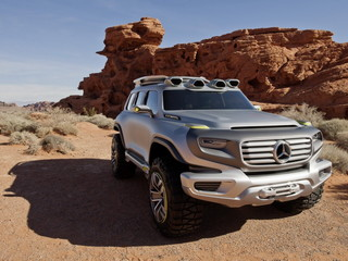 Mercedes-Benz Ener-G-Force Concept фото 3