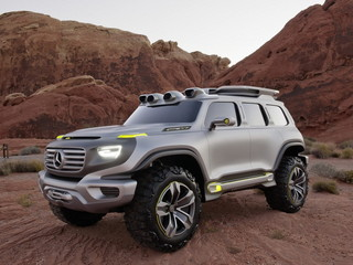Mercedes-Benz Ener-G-Force Concept фото 4