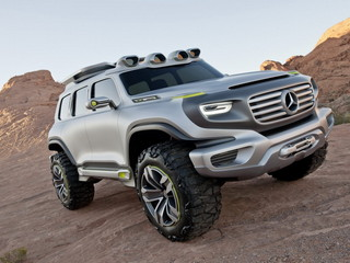 Mercedes-Benz Ener-G-Force Concept фото 5