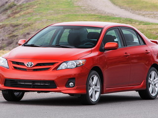 Toyota Corolla 2013 S Special