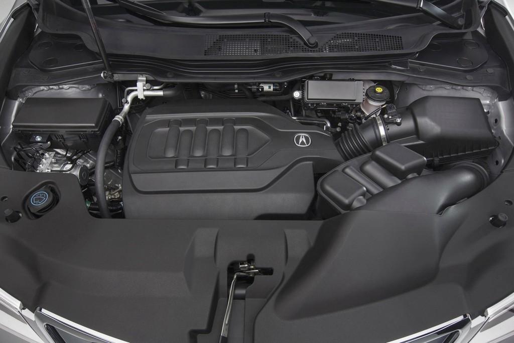 Acura MDX 2014 дебютировала …