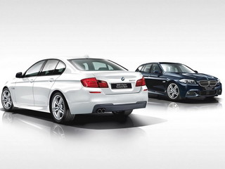 BMW 5-series Exclusive Sport