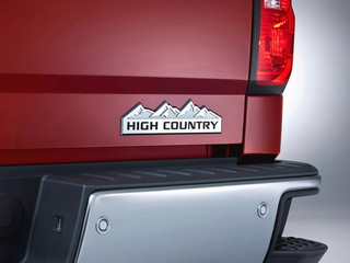 Chverolet Silverado 2014 High Country