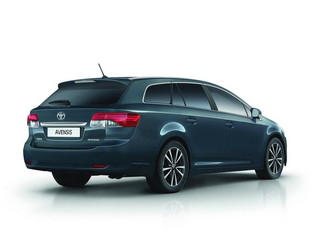 Toyota Avensis Edition 2014