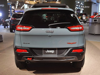 Jeep Cherokee 2014 Trailhawk