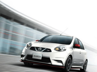 Nissan March Nismo 2014
