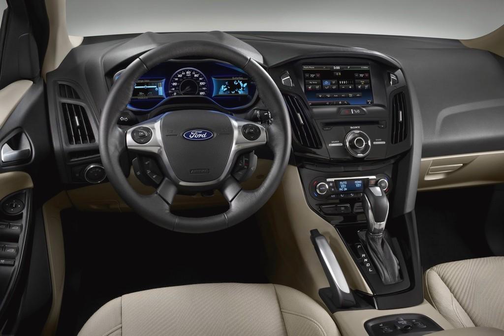 Новый форд фокус 2014 фото
