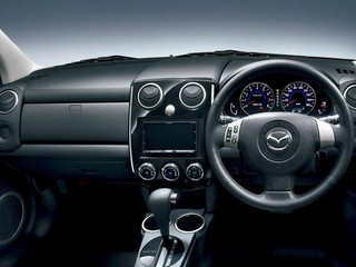 Mazda Verisa Mystic Leather Selection