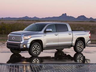 Toyota Tundra CrewMax Limited 2013