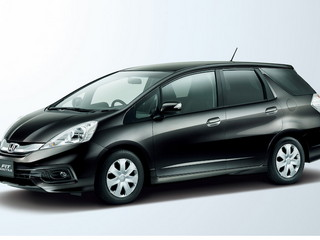 Honda Fit Shuttle 2014