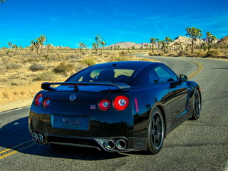 Nissan GT-R Track Edition 2014
