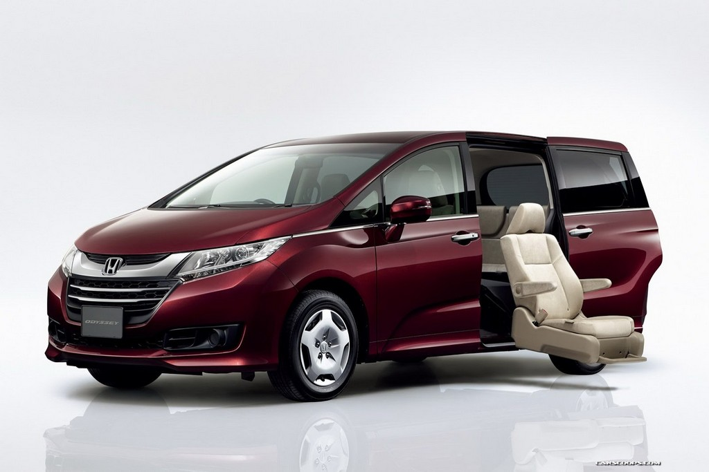 honda odyssey 2014. Black Bedroom Furniture Sets. Home Design Ideas