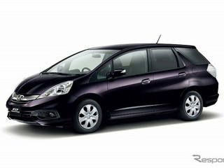 Honda Fit Shuttle Cool Edition