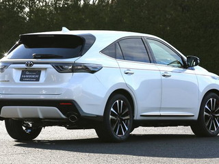 Toyota Harrier G Sports