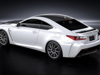 Lexus RC F Carbon Package