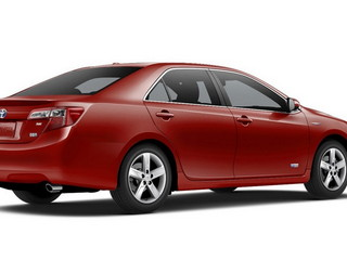 Toyota Camry Hybrid 2014 SE Limited Edition