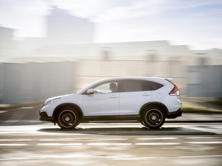 Honda CR-V White Edition