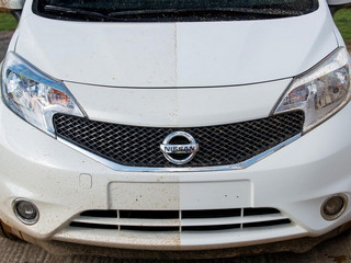 Nissan Note с покрытием Ultra-Ever Dry