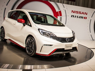 Nissan Note Nismo