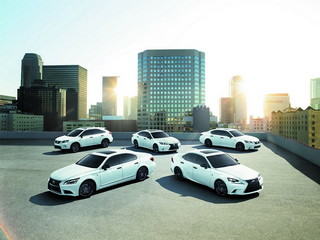 Lexus Crafted Line Special Editions