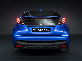 European Honda Civic 2015