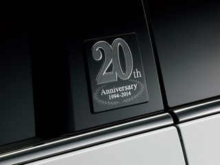 Honda Odyssey Absolute 20th Anniversary